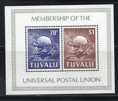 Tuvalu Stamps  Stamps Souvenir Sheet   Mint Never Hinged   Lot 7368