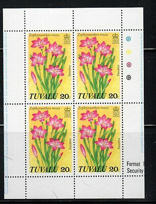 Tuvalu Stamps  Stamps Souvenir Sheet   Mint Never Hinged   Lot 7370