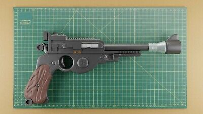 The Mandalorian Blaster 3D Printed DIY Kit Replica Movie Star Wars Prop Kit
