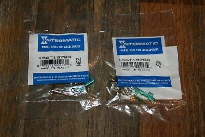 4 Intermatic Clock Timer replace Trippers 2 of each 107TN221 RED 107TN222 GREEN