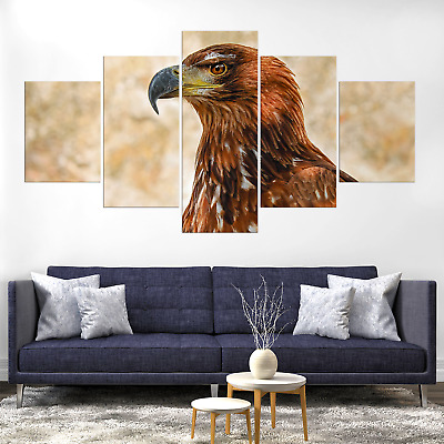 "12/""x18/"" Subduction of the eagle Paintings HD Print on Canvas Home Decor Wall Art"