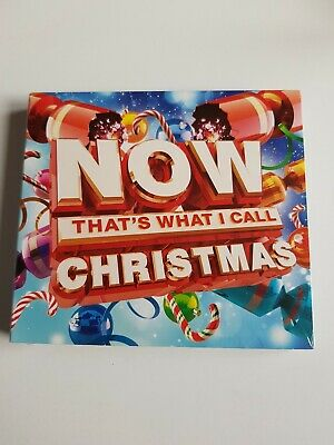 Various Artists - Now That's What I Call Christmas (3 x CD 2015)  NEW & SEALED