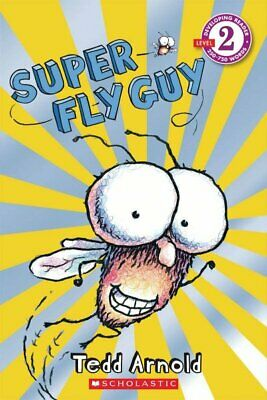 Super Fly Guy, Paperback by Arnold, Tedd, Brand New, Free shipping in the US