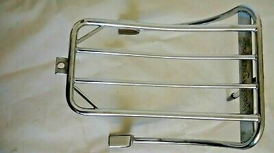 Harley Davidson FXDWG Wide Glide rear luggage rack