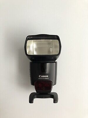 Canon Speedlite 430EX II Shoe Mount Flash with extras - Excellent condition