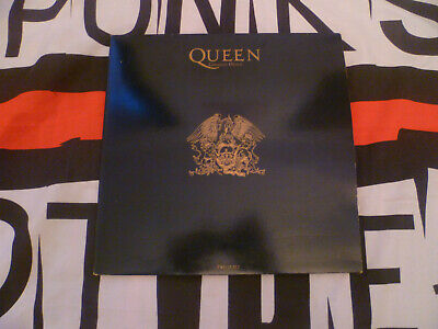 Queen Greatest Hits Volume Ii 2 Double Lp Gatefold Pmtv2