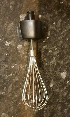 Whisk Attachment with mount For Krups GPA Type 3 stick immersion blender