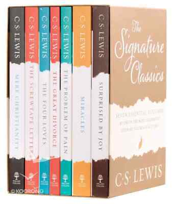 The Complete C S Lewis Signature Classics (7 Volume Set) - FREE SHIPPING