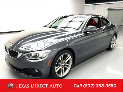 2016 BMW 4-Series 435i Texas Direct Auto 2016 435i Used Turbo 3L I6 24V Automatic RWD Coupe Premium