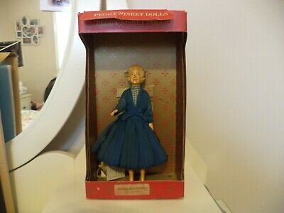 Margaret Thatcher Doll By Peggy Nisbet,Boxed