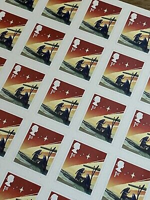 Royal Mail 48x First Class Stamps 1st