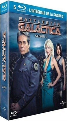 Olmos, Edward James;-Battlestar Galactica, Saison BLU-RAY NEUF