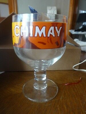 verre chimay collection 5 sens