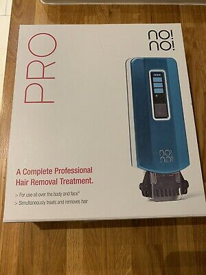 no! no! PRO Body Hair Removal System - Pink