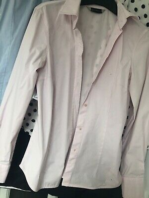 4 ladies size 8 blouses from Next, Zara & H&M. ideal for work or casual.