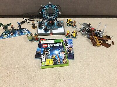 LEGO Dimensions Starter Pack + Jurassic World + Bart Simpson + Harry Potter Xbox
