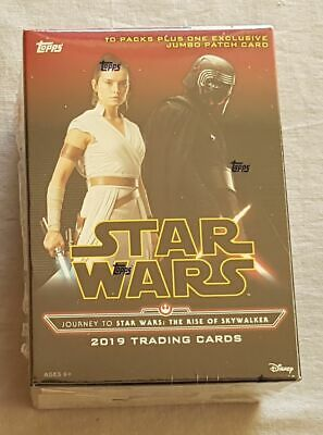 Topps Star Wars Journey To Episodio 9: The Rise Of Skywalker 2019