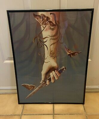 The Last Of Us Outbreak Day 2016 Kevin Tong Mondo Art Rare (154/350) Autographed