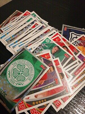 Topps SPFL Match Attax 2019/20  Choose Team cards 6 for £1