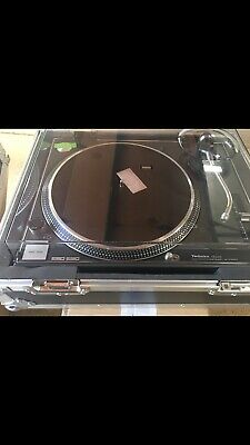 2-TECHNICS 1210 Turntables With 2-Brand New Gator Flight Cases