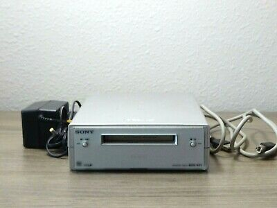 Rare Sony MDS-NT1 MiniDisc Deck Net MD PC exclusively sold in Japan