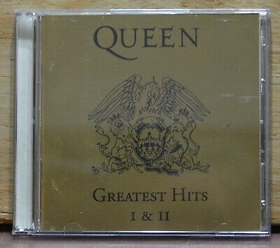 Queen's Greatest Hits, Volume I and Volume 2--2 CD set