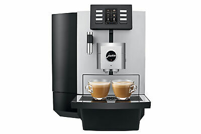 Jura X8 Platinum. ( 80 cups per day ) Fully Automatic Coffee Machine