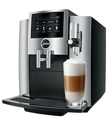 Jura S8 Fully Automatic Coffee Machine