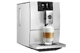 Jura ENA 8 Massive Aluminium Fully Automatic Coffee Machine