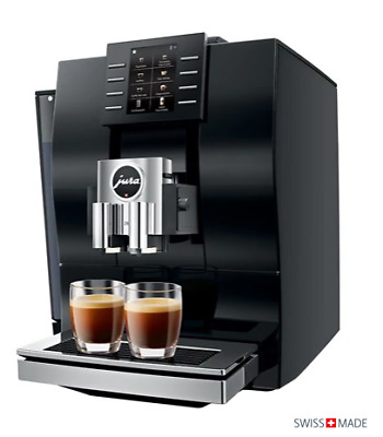 JURA Z6 Diamond Black Fully Automatic Coffee Machine
