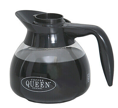 Coffee Queen Glass Decanter 1.8ltr