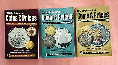 KRAUSE 2018 North American Coins /& Prices A Guide Canadian and Mexican FILE