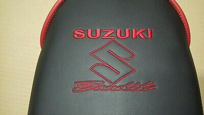 Suzuki Bandit CUSTOM Seat Cover fits pre 2000 MK1 model. SALE FOR COVER ONLY.