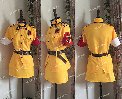 Hellsing Ultimate Victoria Seras Cosplay Costume Any Size
