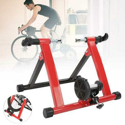 Bicycle Trainer Stand Magnetic Bike Cycle Stationary Indoor Exercise Training