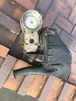 Porsche 924 Coupe 1985 2.0 Air Intake Filter Box With Air Flow