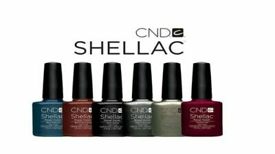 CND shellac gel nail polish 7.3 ml - Choose Color