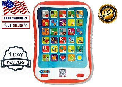 Baby Tablet Educational Toys Boys & Girls Toy For 1-6 Year Old Toddler Learning