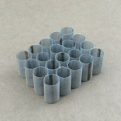 Aftermaket 20 Pcs 246357 40 Mesh Screens Fit for Graco Fusion AP Spray Gun