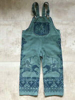 Clothkits Childs Dungarees, Blue, 18-24 Months