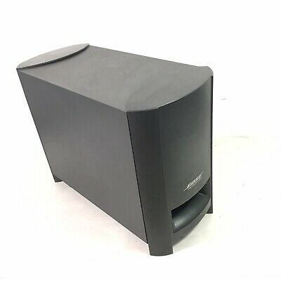 C16 Bose 321 series III active subwoofer ps3-2-1 sub only