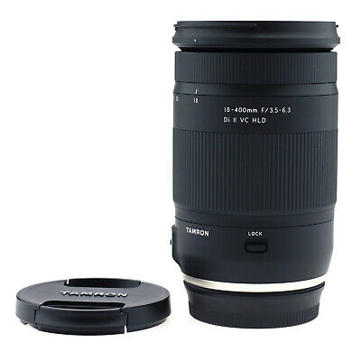 Tamron 18-400mm f/3.5-6.3 Di II VC HLD Lens for Canon EF (Used)