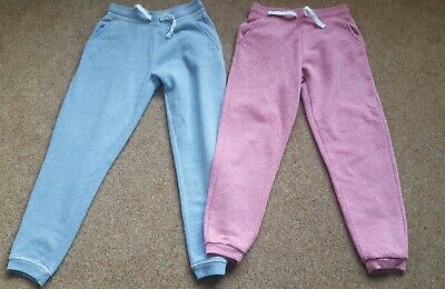 Girls Jogging Bottoms Age 9- 10 Yrs