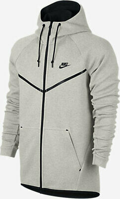 NIKE Mens Tech Fleece Icon Textured Full Zip Windrunner Jacket