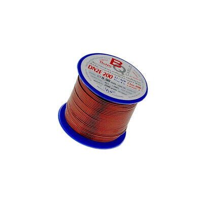 DN2E0.90/0.25 Coil wire double coated enamelled 0.9mm 0,25kg BQ CABLE