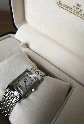 Jaeger Lecoultre Reverso Ladies Watch Mechanical Hand Winding
