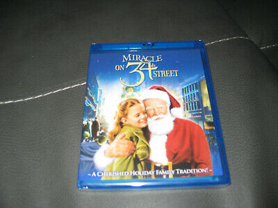 MIRACLE ON 34TH STREET   (Blu-ray Disc, 2010)  BRAND NEW & SEALED