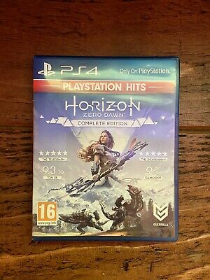 Horizon: Zero Dawn - Complete Edition (PS4, 2019) Playstation 4 Game
