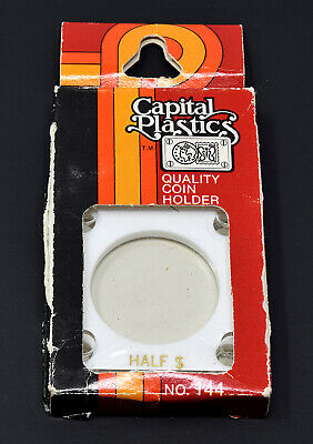 Nickels Made By M 200 Hard Plastic 2x2 Holders for U.S Meghrig /& Sons