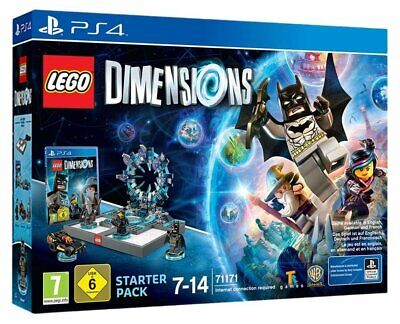 NEW LEGO Dimensions: Starter Pack (PS4)